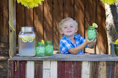 Would you like some Lemonade? Royalty Free Stock Images
