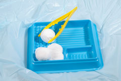 Wound Care Kit Stock Images