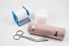 Wound Kit Royalty Free Stock Photography