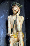Wounded Jesus Stock Photos