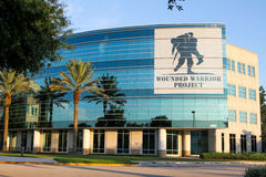 Wounded Warrior Project Headquarters. Located in Jacksonville, Florida Royalty Free Stock Image
