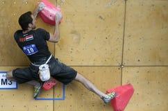 Wouter Jongeneelen - Netherlands Climber Royalty Free Stock Image