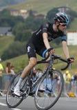 Wouters Poels Tour de France 2015 Stock Images