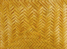 Woven background of natural material Stock Images