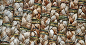 Woven Background Pattern Royalty Free Stock Photography