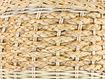 Woven bamboo. Royalty Free Stock Images