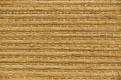 Free Woven Bamboo Background Royalty Free Stock Images - 109121709