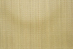Woven bamboo background Stock Photography