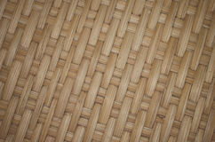 Woven bamboo Royalty Free Stock Photography