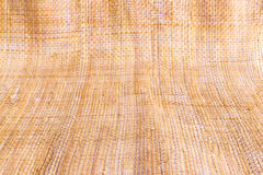 Woven bamboo mat Royalty Free Stock Photo