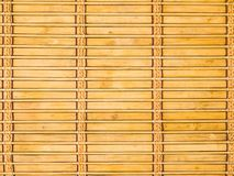 Woven bamboo pattern. Royalty Free Stock Photo