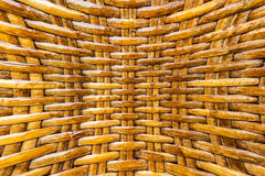 Woven bamboo Royalty Free Stock Image