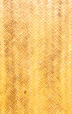 Woven bamboo Stock Photography