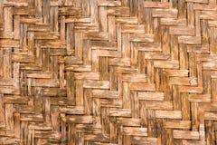 Woven bamboo. Stock Photography