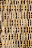It is woven bamboo texture Royalty Free Stock Photos