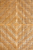 Woven Bamboo Royalty Free Stock Photo