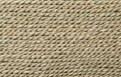 Woven basket Stock Image