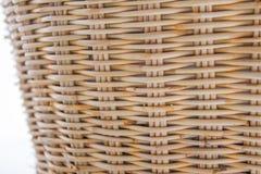 Woven basket Stock Photos