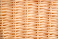 Woven basket texture. Light brown woven basket texture Royalty Free Stock Image