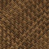 Woven basket texture stock illustration