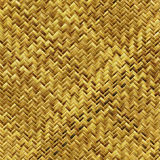 Woven basket texture. Seamlessly tiling rendered illustration Royalty Free Stock Photos