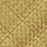 Woven basket texture. Seamlessly tiling rendered illustration Stock Image