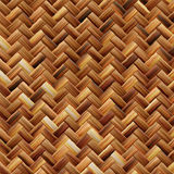 Woven basket texture. Seamlessly tiling rendered illustration Royalty Free Stock Photography