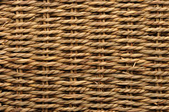 Woven basket texture. Close-up shot Stock Photo