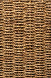 Woven basket texture. Close-up shot Stock Images