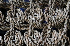 Woven Basket Texture Royalty Free Stock Images