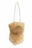 woven basket Royalty Free Stock Image