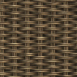 Woven bast 3 Stock Images