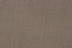 Woven beige and black background texture Royalty Free Stock Photos