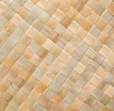 Woven birch bark surface Royalty Free Stock Photos