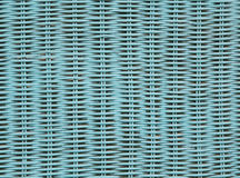 Woven blue background Stock Photography