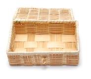 Free Woven Box Royalty Free Stock Image - 6761356