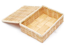 Woven box Stock Images