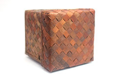 Woven box Stock Photo