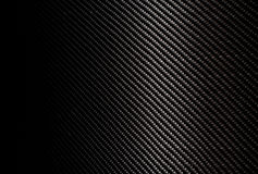Woven carbon fiber sheet. Texture. Royalty Free Stock Photos