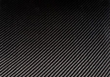 Woven carbon fiber sheet. Texture. Royalty Free Stock Photography