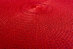 Woven cloth made of synthetic fibers Stock Photo