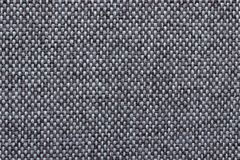 Dark and light grey texture of woven cloth stock photo