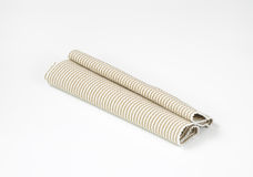 Woven cotton mat Stock Images