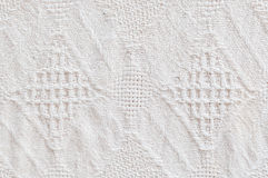 Woven cotton texture Stock Photos