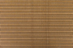 Woven day bed texture Royalty Free Stock Photos
