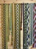 Woven ethnic tie Stock Image