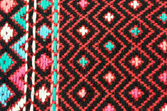 background of woven fabric  Stock Photography