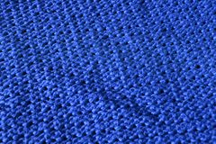 Woven fabric Royalty Free Stock Photography