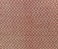Woven fabric pattern Stock Image