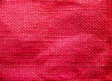 Woven fabric Stock Image